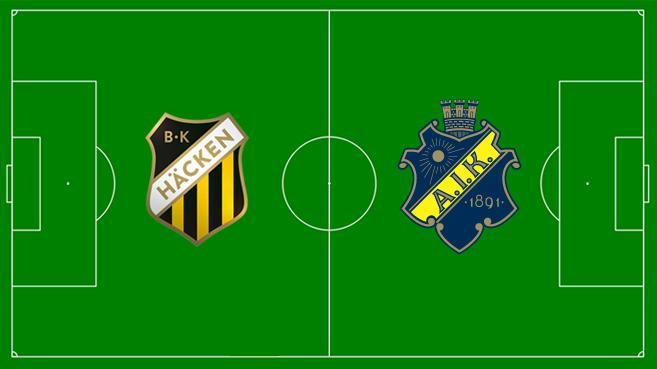 AIK krossar Häcken med 6-1