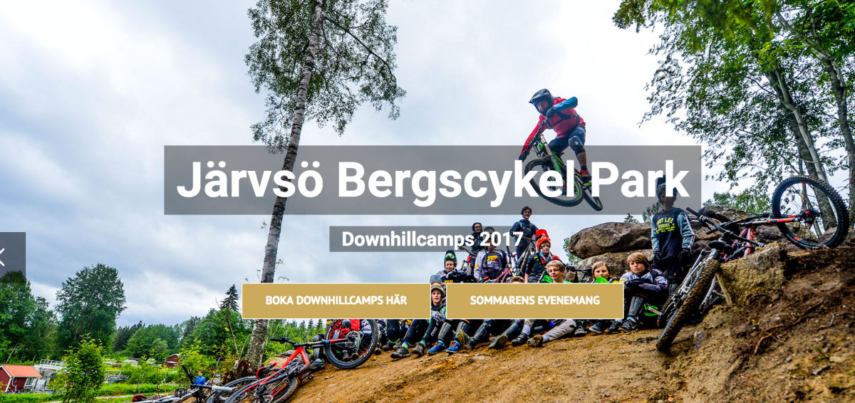 Tips! Åk downhill i Järvsö