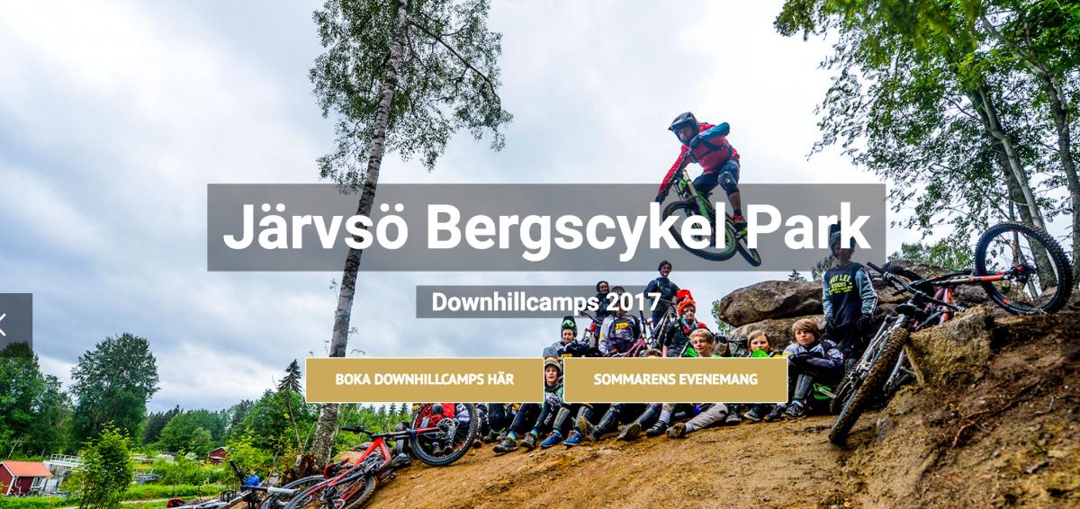 Tips! Åk downhill i Järvsö
